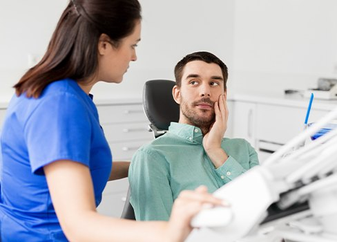 Restorative Dentistry Fort Worth Tx Dental Crowns Tooth Colored Fillings